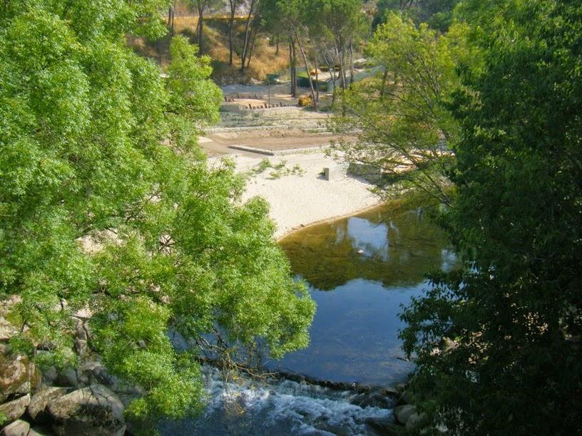 Praia Fluvial de Alcafache
