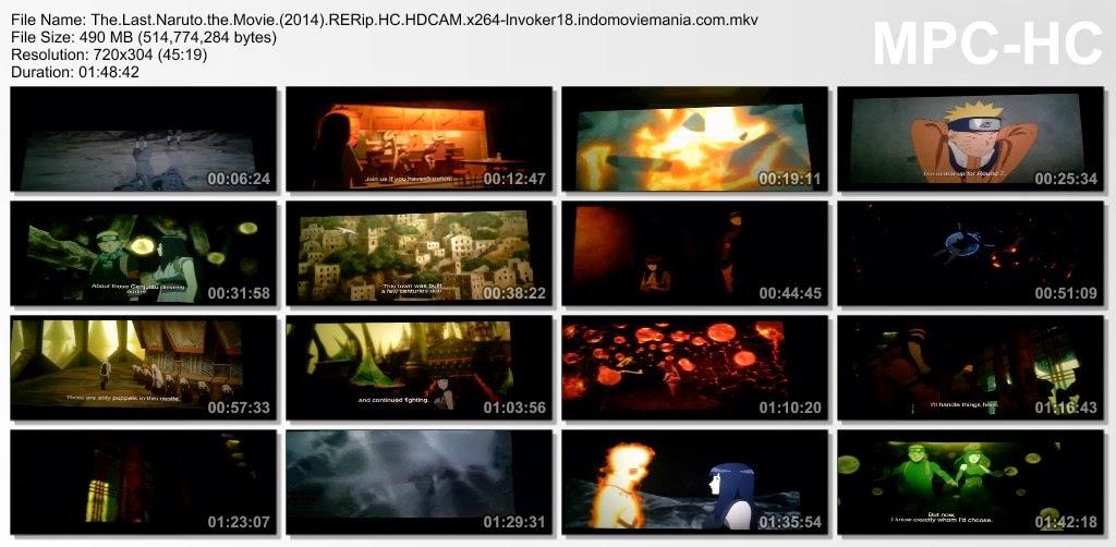 The Last Naruto The Movie 2014