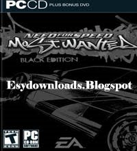 Zonaunlimited, Need For Speed Most Wanted Black Edition