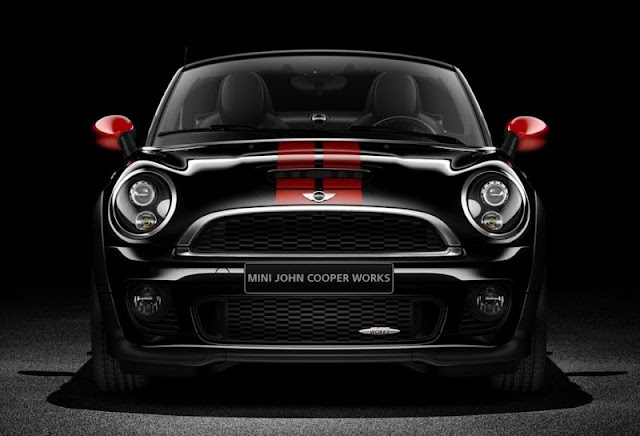 Front view of 2013 Mini John Cooper Works Roadster
