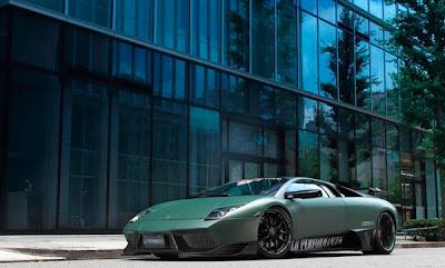 Lamborghini Murcielago Modificada