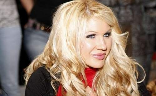 Jillian hall in action