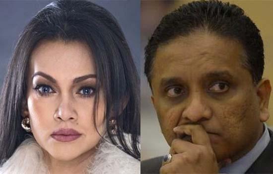 Sharifah Haslinda dan Reezal Merican akan Bercerai