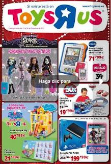 catalogo de juguetes toysrus 13-12-12