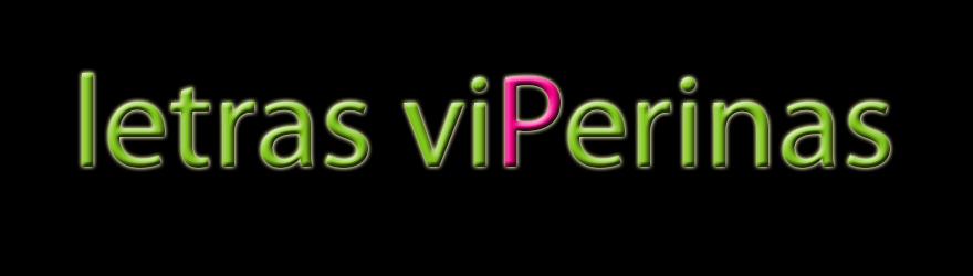 Letras Viperinas