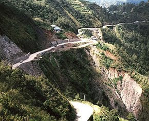The Halsema Highway
