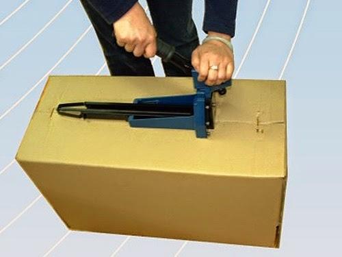 เครื่องเย็บกล่อง SACA แบบใช้มือ (รุ่น HA)