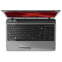 Toshiba Satellite L755D-S5104 laptop