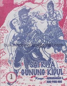 12. SATRIA GUNUNG KIDUL / SARITAMA