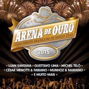 Capa CD Arena de Ouro Torrent