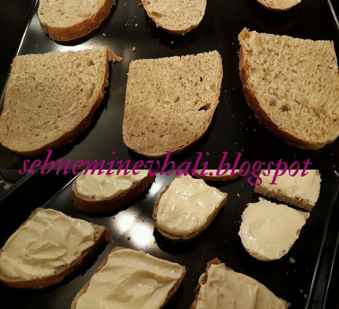 ekmeküstü tarifler