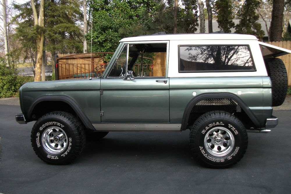 all classic cars nz 1968 ford bronco bronco. Black Bedroom Furniture Sets. Home Design Ideas