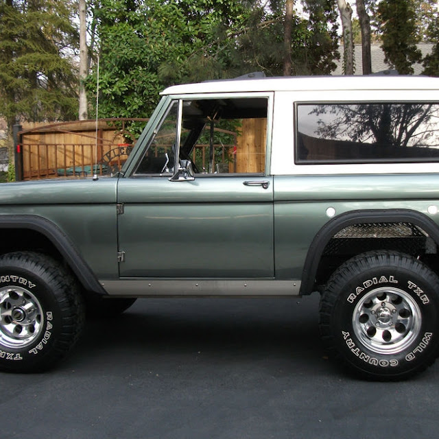 Download New Ford Bronco Picture