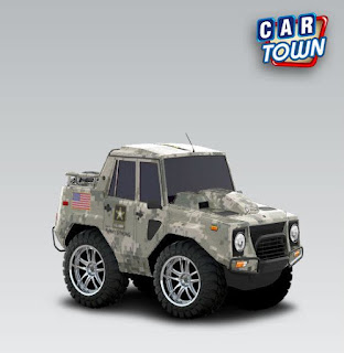 Lamborghini LM002 1993 Military