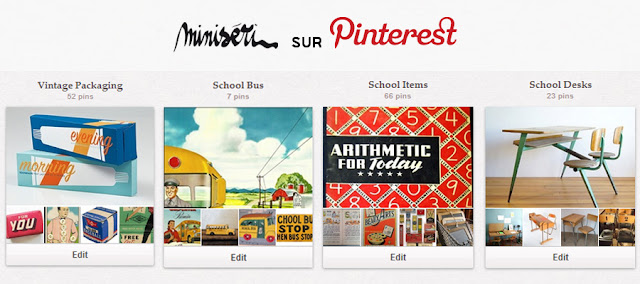l'univers des cartables miniseri sur pinterest