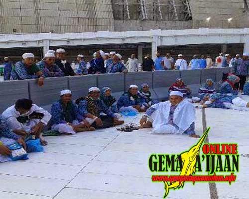 Penginapan Jamaah Haji Terpisah