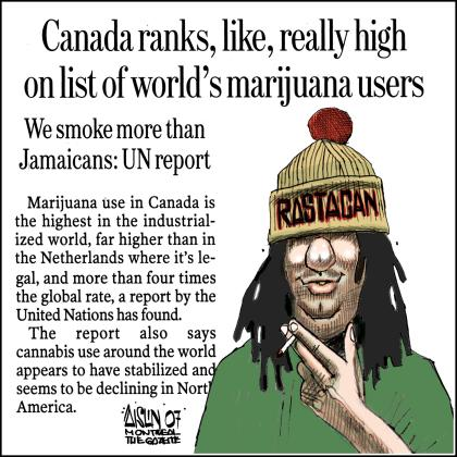 should marijuana be legal in canada essay