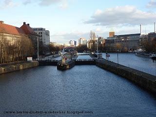 Damm, mühlendammbrücke, berlin