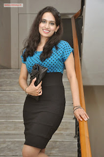 Actress-Chinmayi-Ghatrazu-Latest-Stills