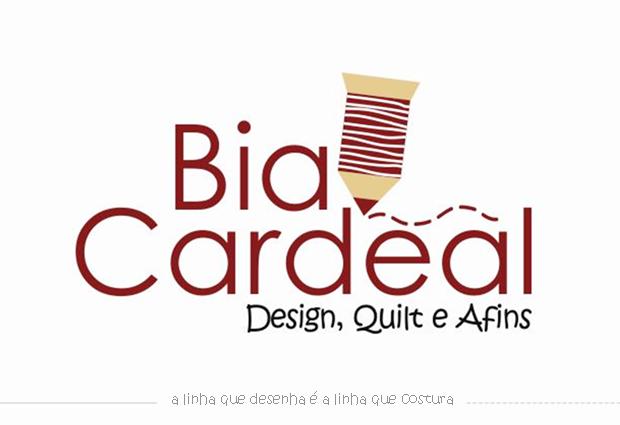 Bia Cardeal - Design, Quilt e Afins