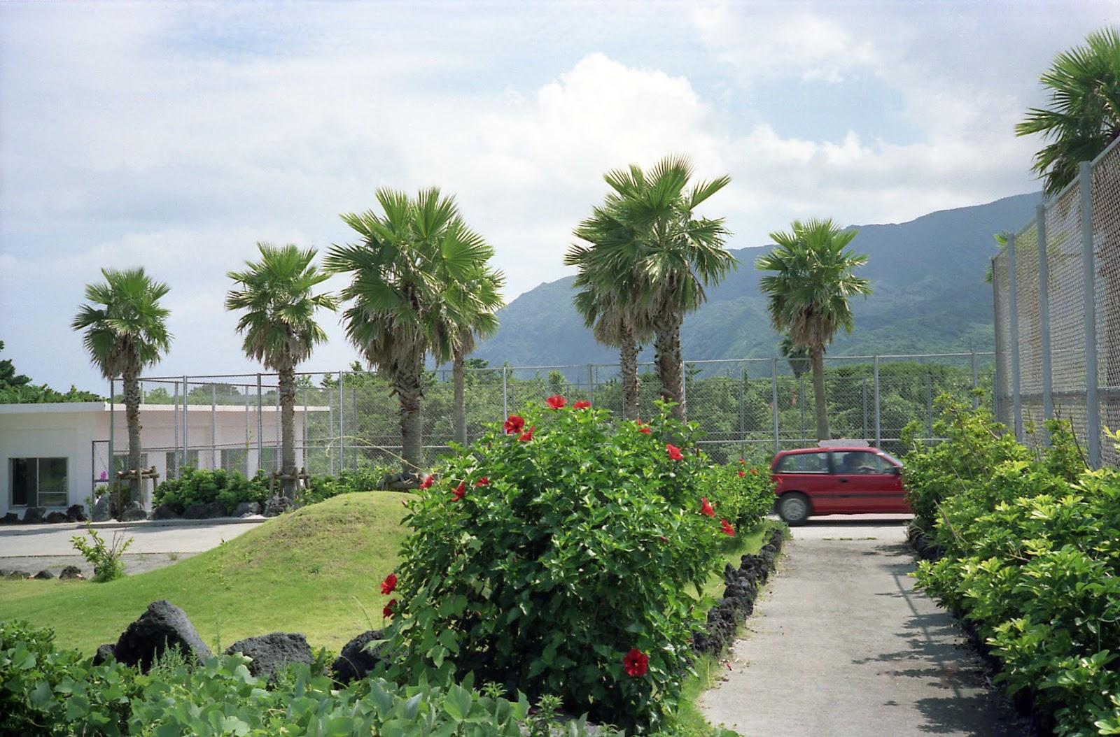 八丈島,ホテル,山〈著作権フリー無料画像〉Free Stock Photos