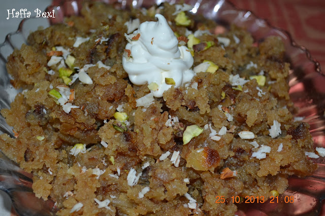 Bread Pudding| Halwa| Desserts & Sweets, double roti ka halwa