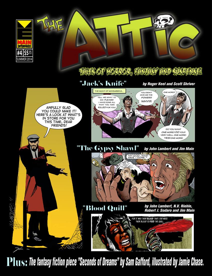 The Attic #4