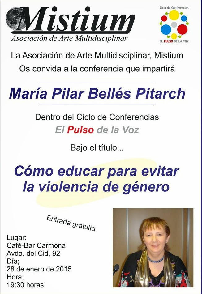 CONFERENCIA DE MISTIUM, 28.01.2015
