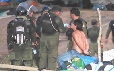 TIPNIS | Imágenes de la Represión 14