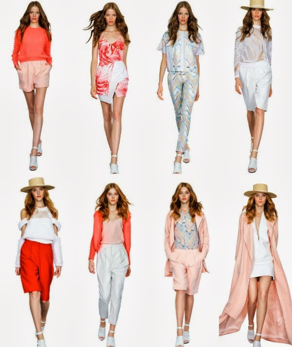 lala Berlin srping summer 2014 collection