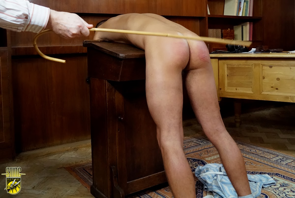image Take good card strapping and spanking