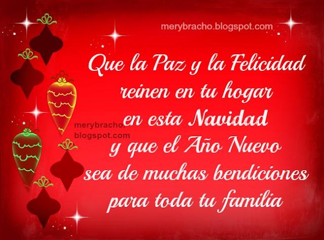 Feliz Año Nuevo deseos para los amigos y la familia