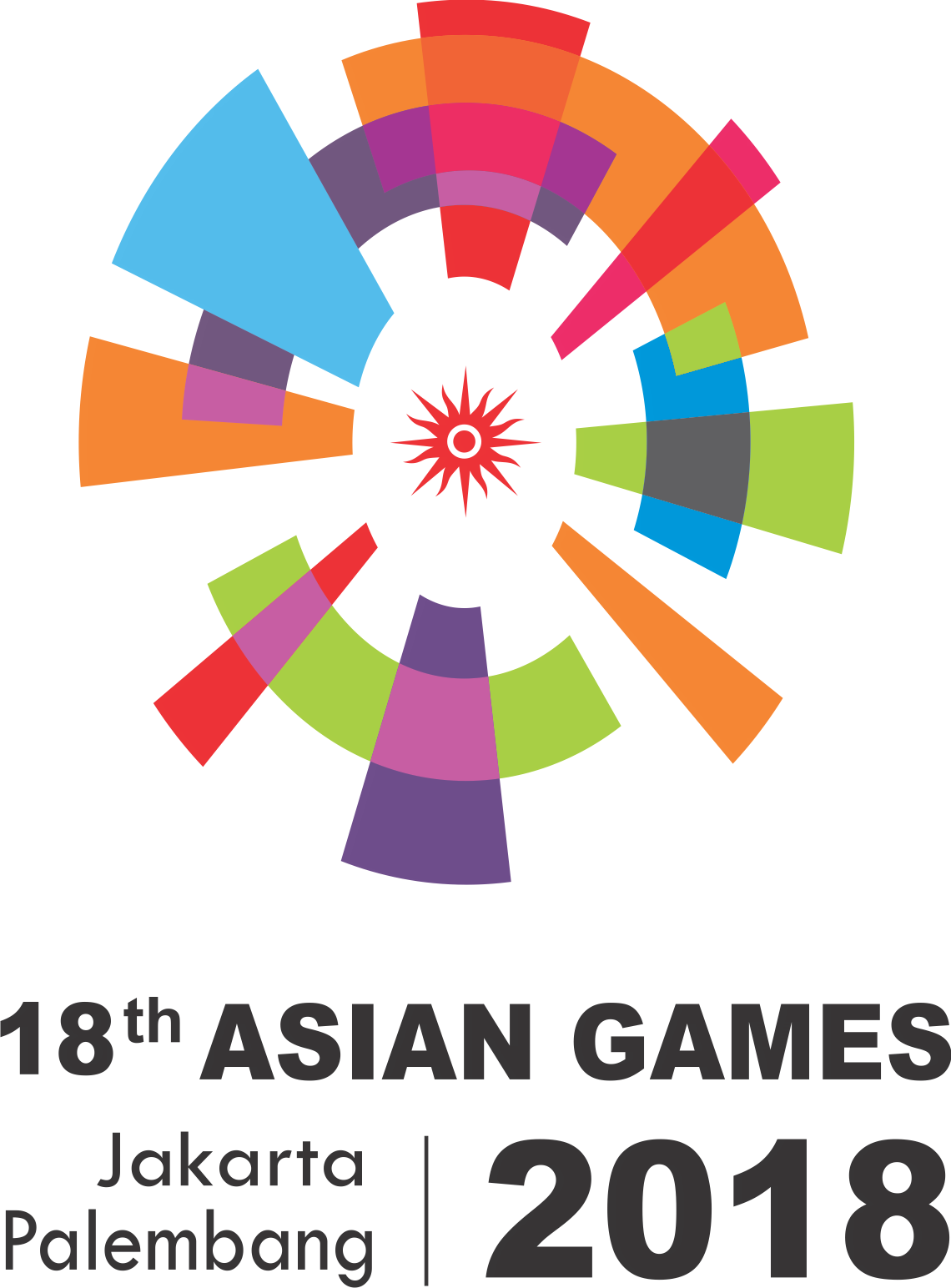 Logo+Asian+Games+2018 - Asian Games 2018 Vector