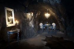 hotel bawah tanah terdalam di dunia