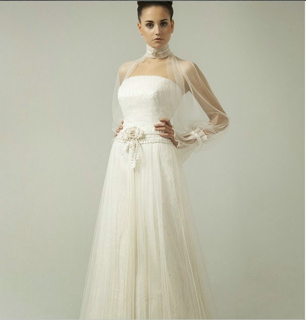 Unique Wedding Dresses For Mature Brides : Beautiful wedding gowns for older brides