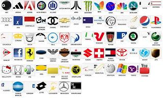 Fashion design house logos images