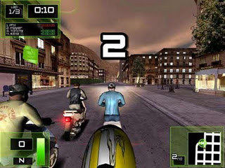 Scooter War3z Game