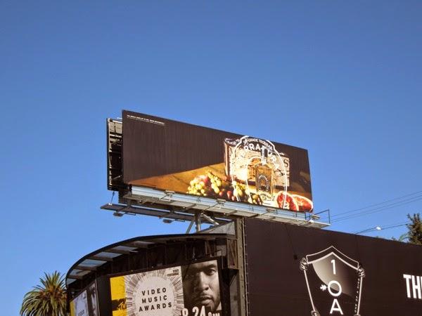 Sip grade Tequila Herradura billboard