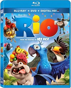 Free Download RIO 2 Movie (2014) Bluray
