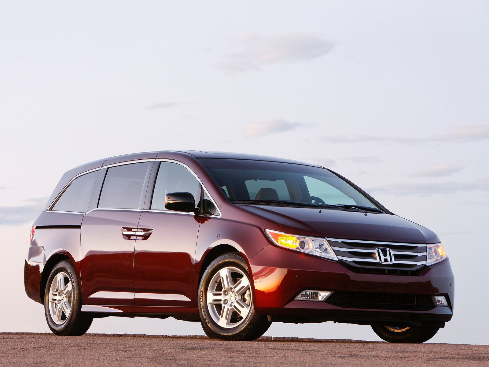 2012 honda odyssey car wallpaper review features
