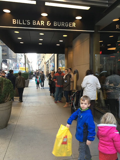 Food Allergies and NYC restaurants