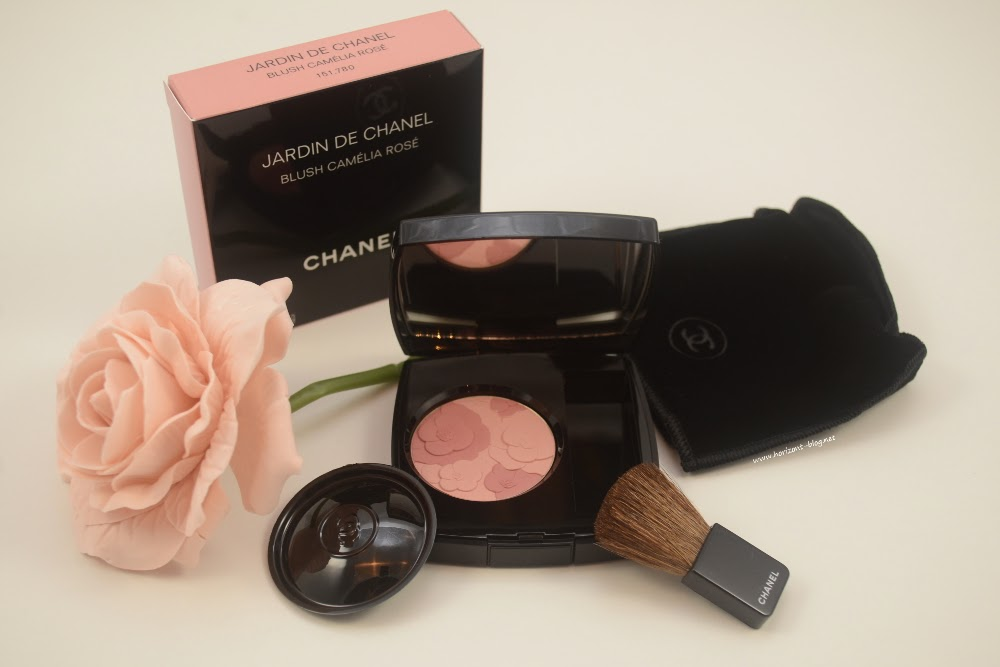 Jardin de Chanel Blush Camélia Rosé