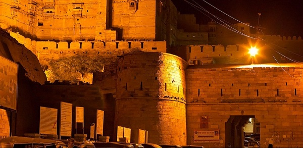 Jaisalmer, The Golden City of India