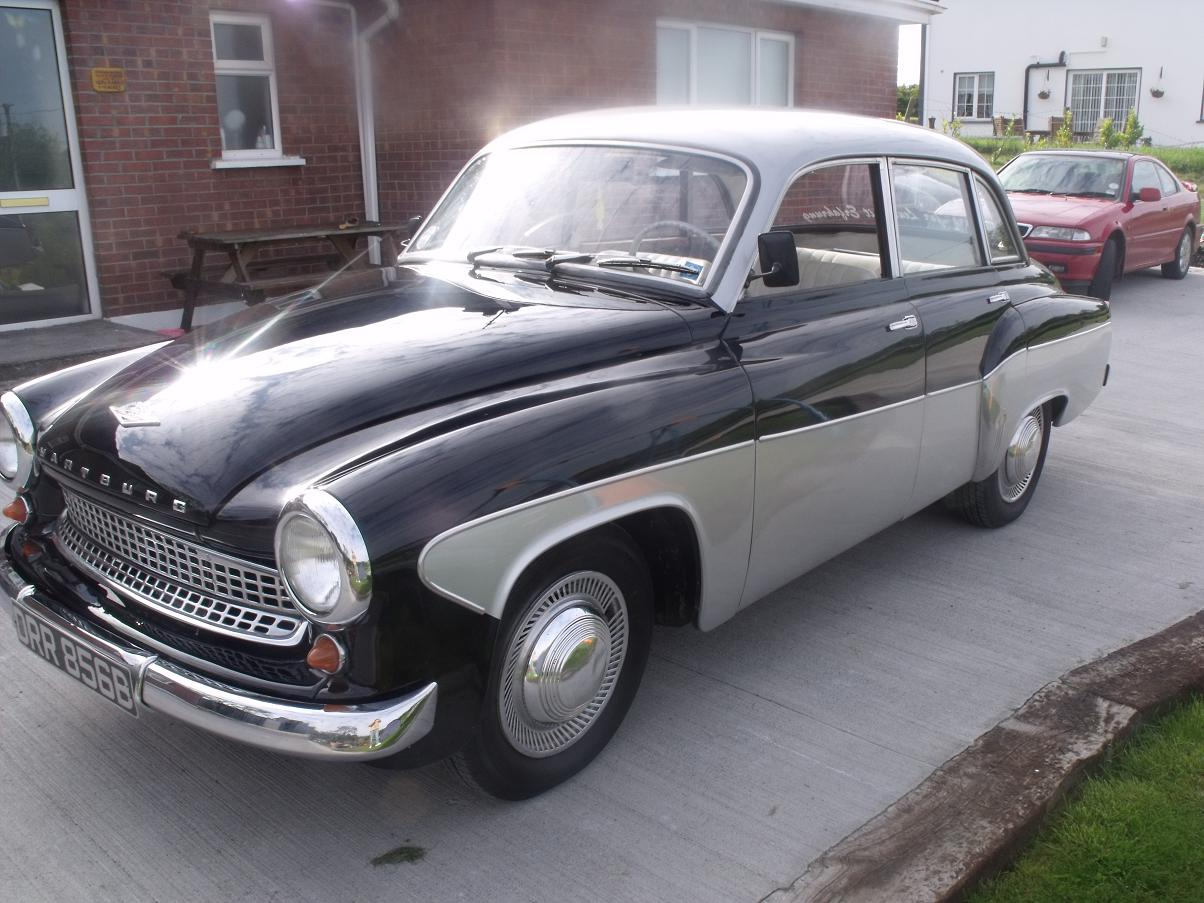 two stroke cars wartburg 311 for sale in ireland. Black Bedroom Furniture Sets. Home Design Ideas
