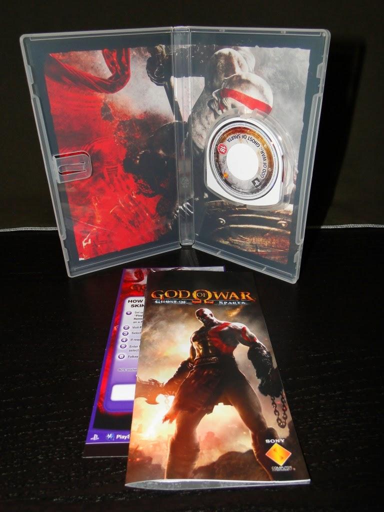 god of war 4 manual