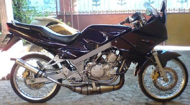 600+ Gambar Modifikasi Motor Ninja 150 rr