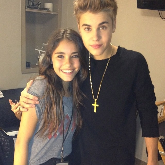 ... NUEVA] Justin Bieber y Madison Beer (Instagram) | Justin Bieber Day