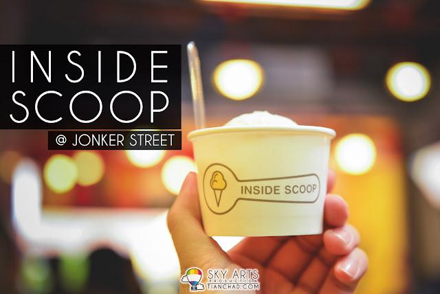 Inside Scoop @ Jonker Street Melaka