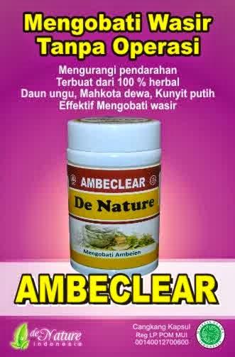Obat ambeien tradisional