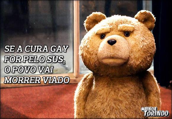 Se a cura gay for pelo SUS, o povo vai morrer viado